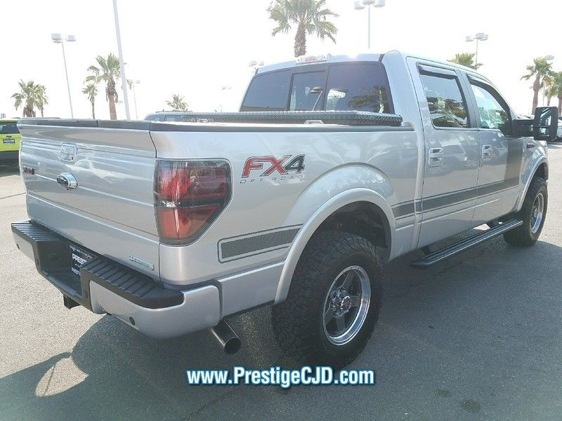 2013 Ford F-150 FX4 - 16730573 - 11