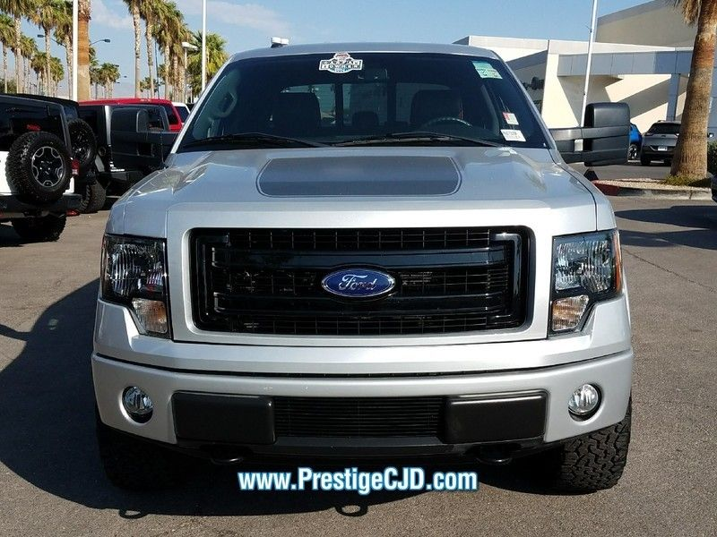 2013 Ford F-150 FX4 - 16730573 - 1