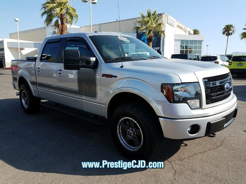 2013 Ford F-150 FX4 - 16730573 - 2