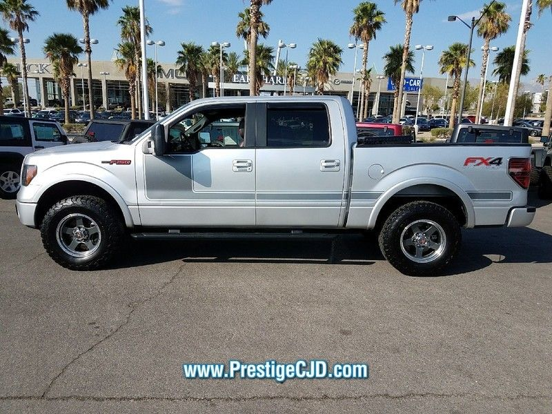2013 Ford F-150 FX4 - 16730573 - 3
