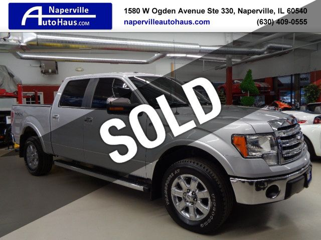 2013 Ford F-150 SUPERCREW - 18474918 - 0