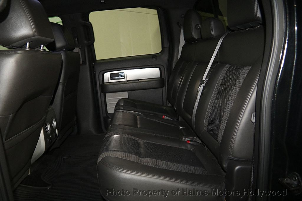 2013 Ford F-150 SVT Raptor - 16373974 - 15