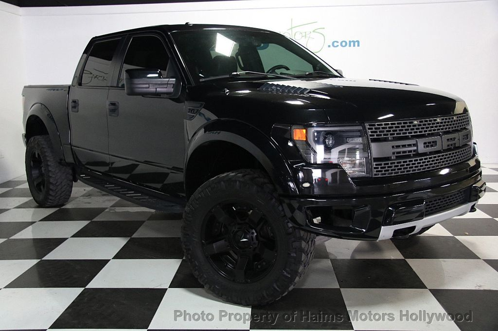 2013 Ford F-150 SVT Raptor - 16373974 - 2
