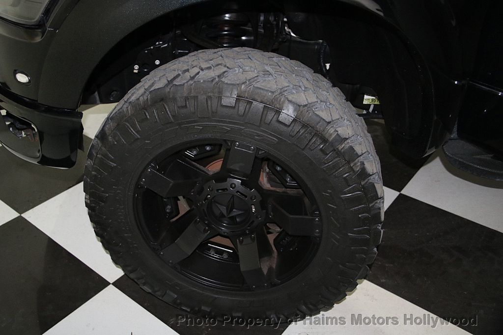 2013 Ford F-150 SVT Raptor - 16373974 - 31