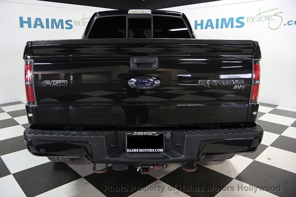 2013 Ford F-150 SVT Raptor - 16373974 - 4
