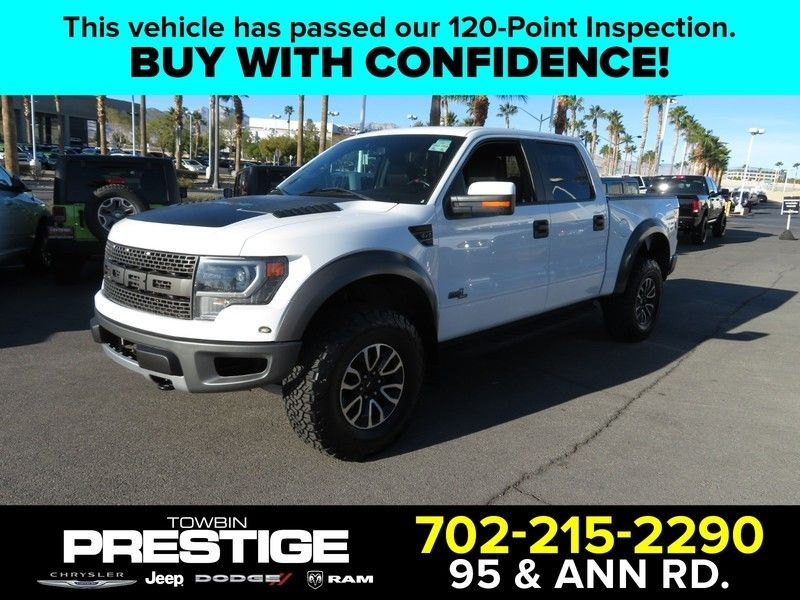 2013 Ford F-150 SVT Raptor - 17154513 - 0