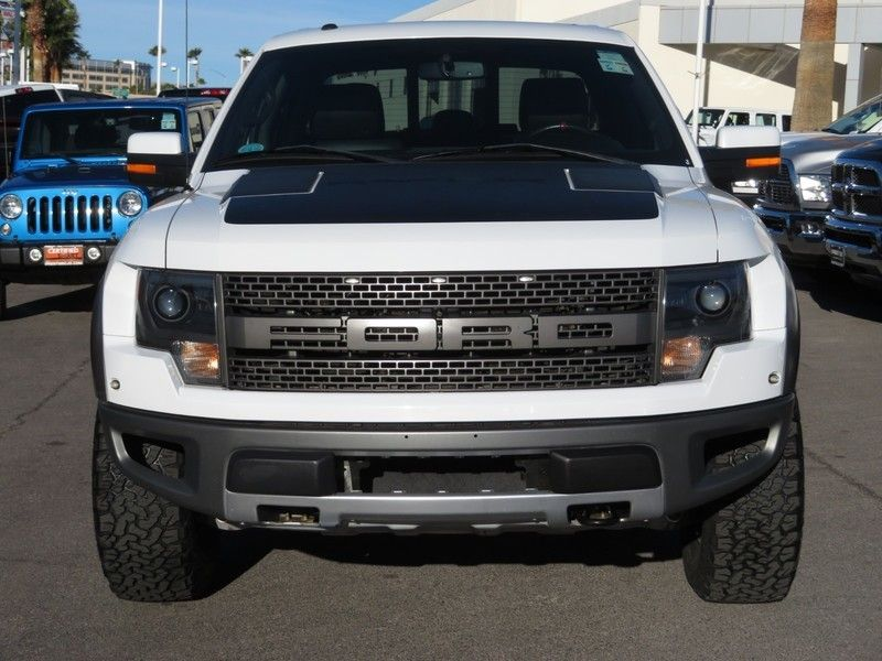 2013 Ford F-150 SVT Raptor - 17154513 - 1