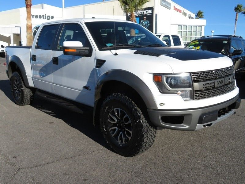 2013 Ford F-150 SVT Raptor - 17154513 - 2