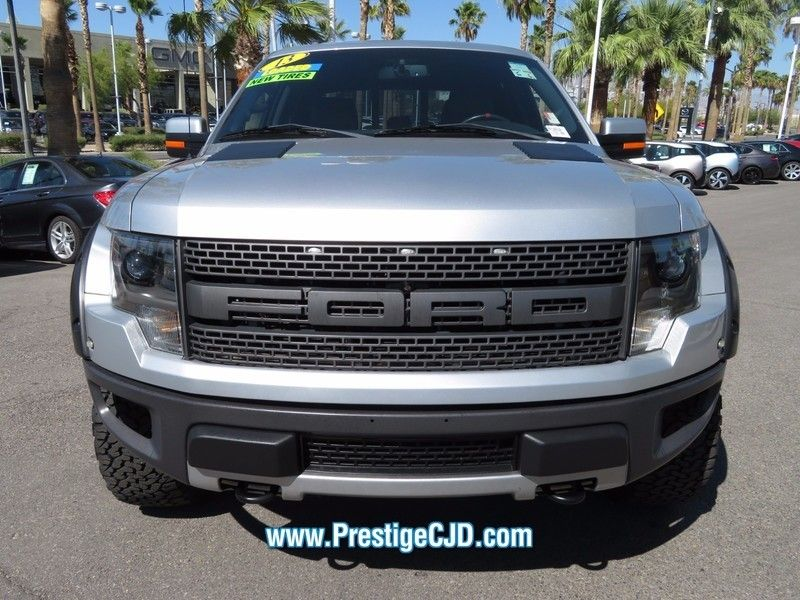 2013 Ford F-150 SVT RAPTOR 4X4 - 16730612 - 1