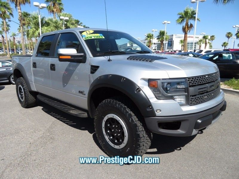 2013 Ford F-150 SVT RAPTOR 4X4 - 16730612 - 2