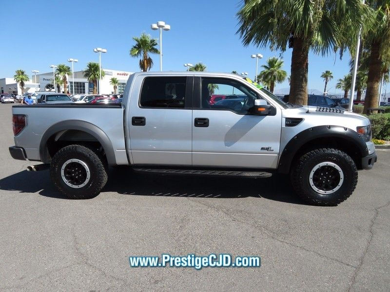 2013 Ford F-150 SVT RAPTOR 4X4 - 16730612 - 3