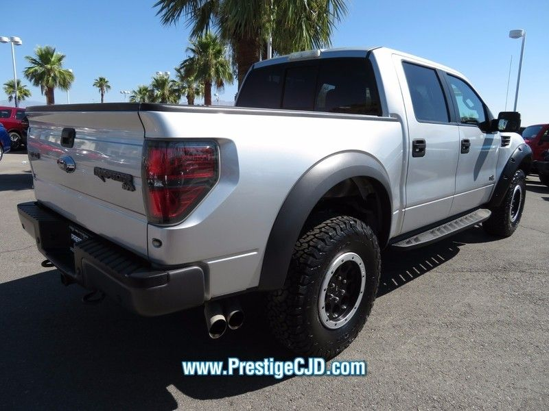 2013 Ford F-150 SVT RAPTOR 4X4 - 16730612 - 4