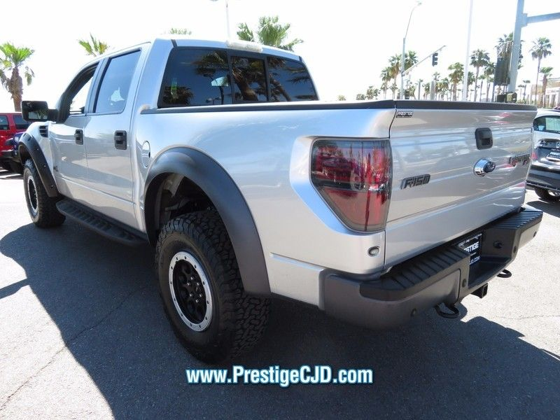 2013 Ford F-150 SVT RAPTOR 4X4 - 16730612 - 7