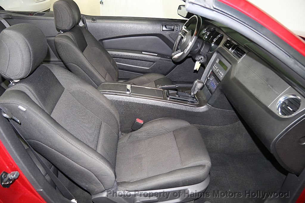 2013 Used Ford Mustang 2dr Convertible V6 Premium at Haims Motors ...