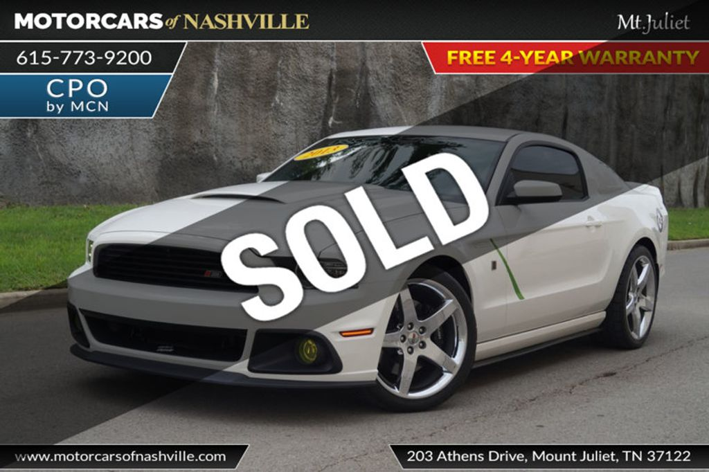 2013 Ford Mustang 2dr Coupe GT - 18024348 - 0