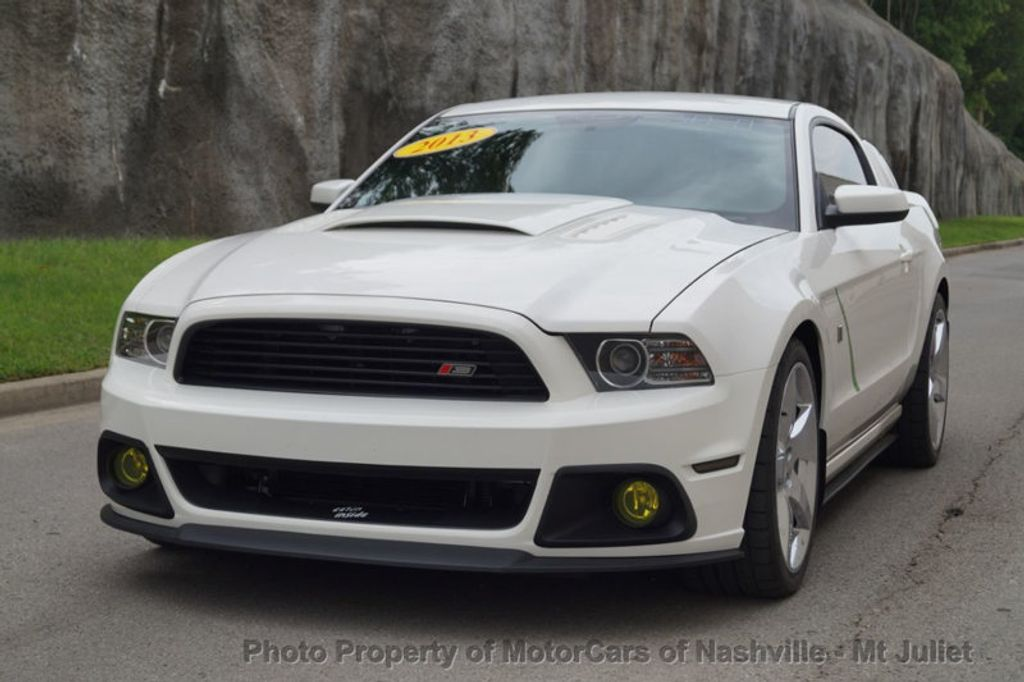 2013 Ford Mustang 2dr Coupe GT - 18024348 - 2