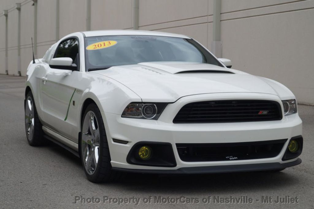 2013 Ford Mustang 2dr Coupe GT - 18024348 - 4