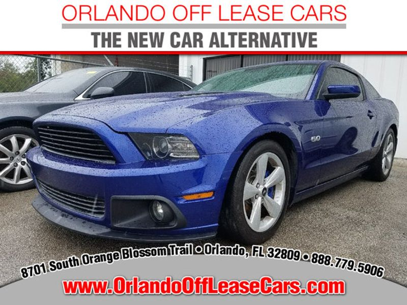 2013 Ford Mustang 2dr Coupe GT Coupe for Sale in Orlando, FL ...