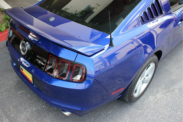 2013 Ford Mustang 2dr Coupe GT Premium - Click to see full-size photo viewer