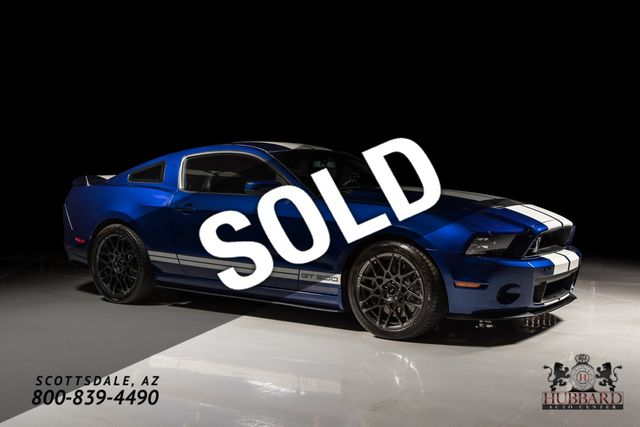2013 Ford Mustang 2dr Coupe Shelby GT500