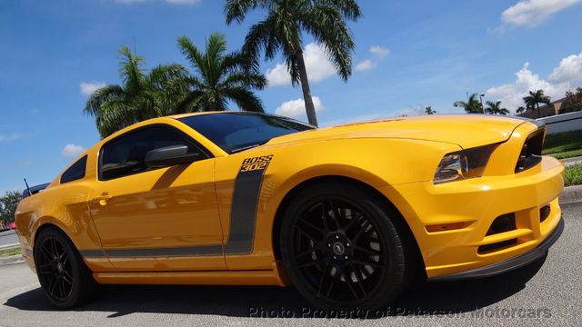Ford Mustang Boss 302 >> 2013 Used Ford Mustang Boss 302 Laguna Seca Steeda At Peterson Motorcars Serving West Palm Beach Fl Iid 19181284
