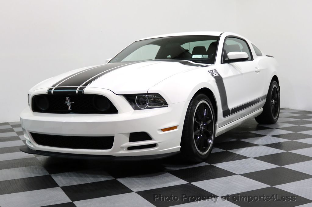 2013 Ford Mustang CERTIFIED MUSTANG BOSS 302 - 17048698 - 14