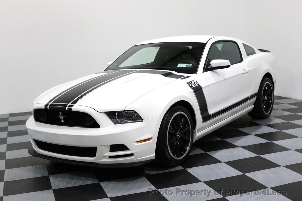 2013 Ford Mustang CERTIFIED MUSTANG BOSS 302 - 17048698 - 43