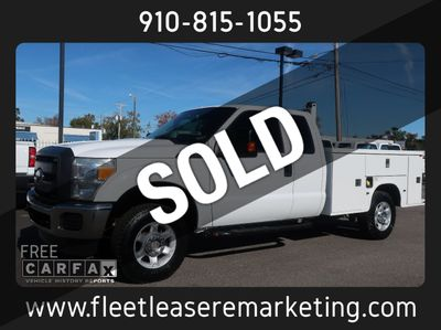 2013 Ford Super Duty F-250 4WD Utility Body