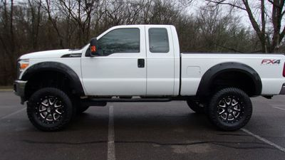 "2013 Ford Super Duty F-250 SRW 4WD SuperCab 142"" XL Truck"