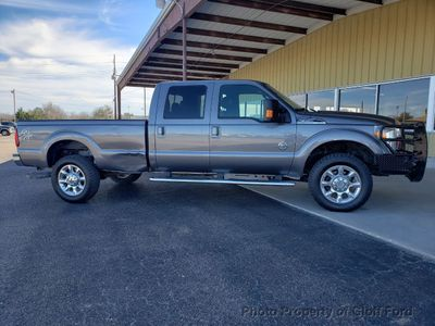 "2013 Ford Super Duty F-350 SRW 4WD Crew Cab 172"" Lariat - Click to see full-size photo viewer"