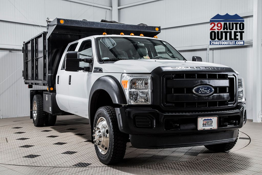 F450 Dump Truck For Sale >> 2013 Used Ford Super Duty F 450 Drw Cab Chassis F450 11 Landscape Dump At Country Commercial Center Serving Warrenton Va Iid 15728834