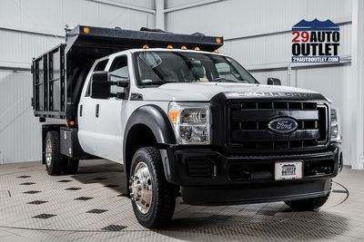 2013 used ford super duty f 450 drw cab chassis f450 11 39 landscape dump at country commercial. Black Bedroom Furniture Sets. Home Design Ideas