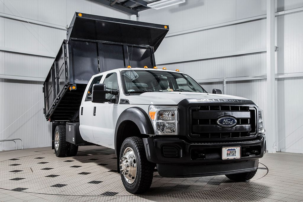 Ford F 450 Super Duty Dump Cars Trucks By Owner | Autos Post
