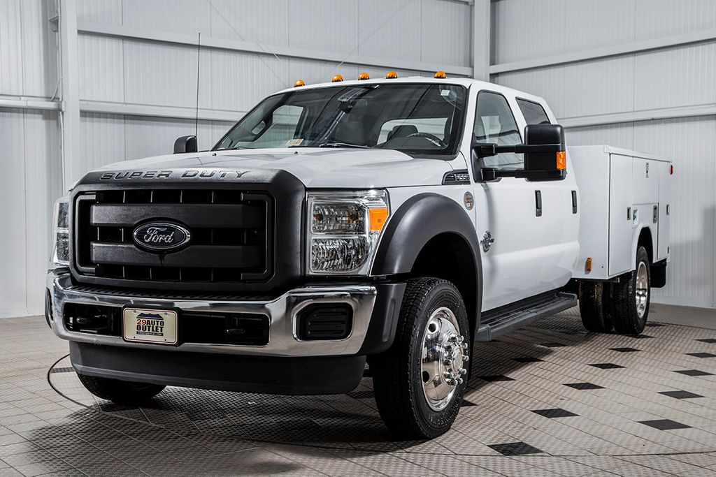 2013 Used Ford Super Duty F