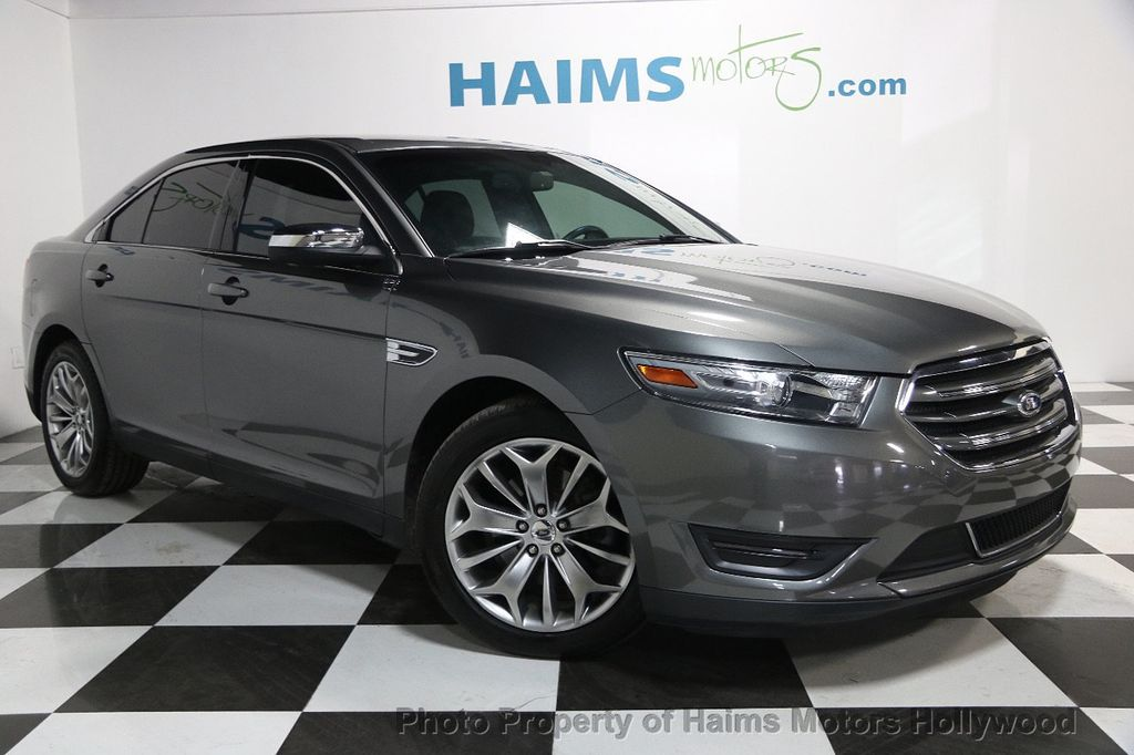 Ford Dealership Fort Lauderdale >> 2013 Used Ford Taurus 4dr Sedan Limited FWD at Haims Motors Serving Fort Lauderdale, Hollywood ...
