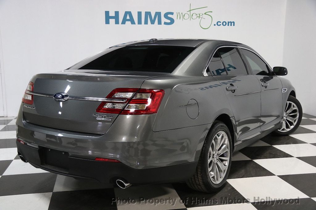2013 used ford taurus 4dr sedan limited fwd at haims motors serving fort lauderdale hollywood. Black Bedroom Furniture Sets. Home Design Ideas
