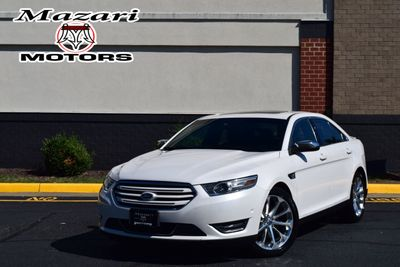 2013 Ford Taurus 4dr Sedan Limited FWD