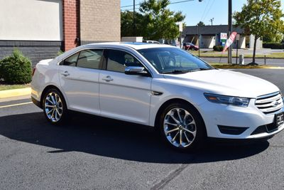 2013 Ford Taurus 4dr Sedan Limited FWD - Click to see full-size photo viewer