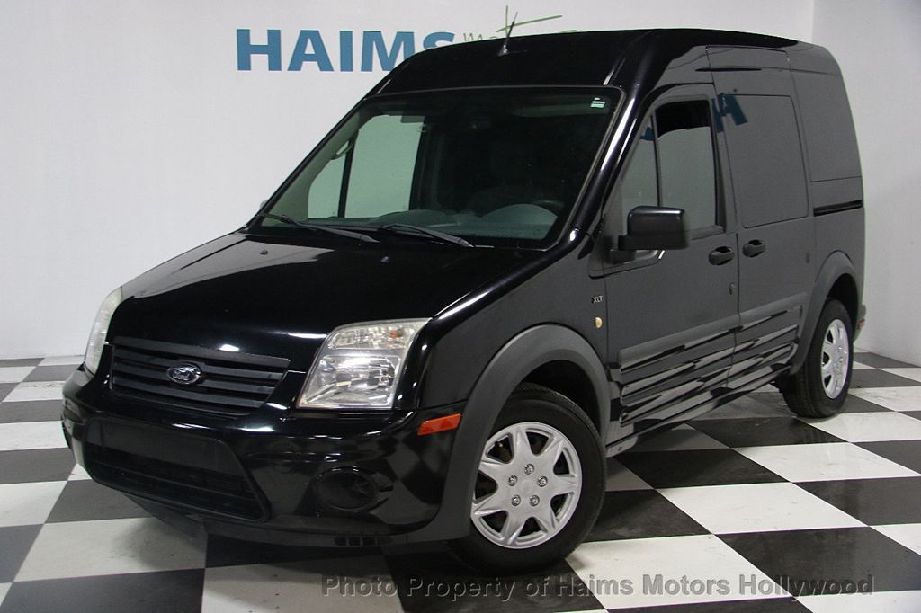 Used Ford Transit Connect >> 2013 Used Ford Transit Connect 114 6 Xlt W O Side Or Rear Door