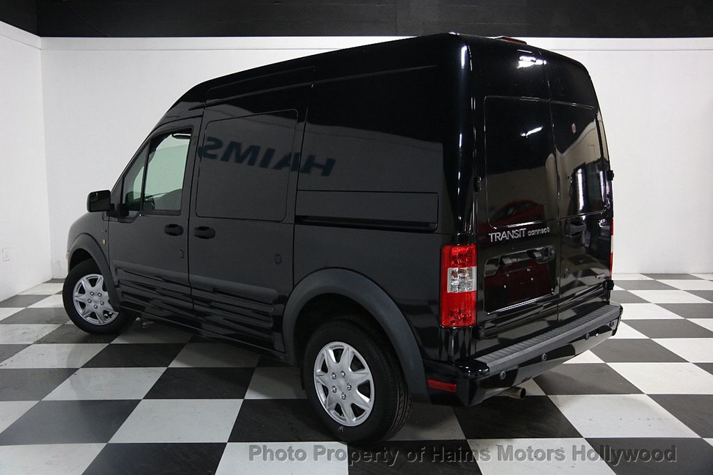 "2013 Ford Transit Connect 114.6"" XLT w/o side or rear door glass - 16260721 - 3"