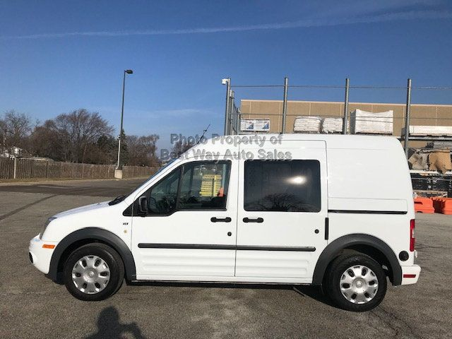 "2013 Ford Transit Connect 114.6"" XLT w/side & rear door privacy glass - 18401762 - 3"