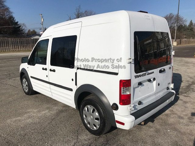 "2013 Ford Transit Connect 114.6"" XLT w/side & rear door privacy glass - 18401762 - 4"