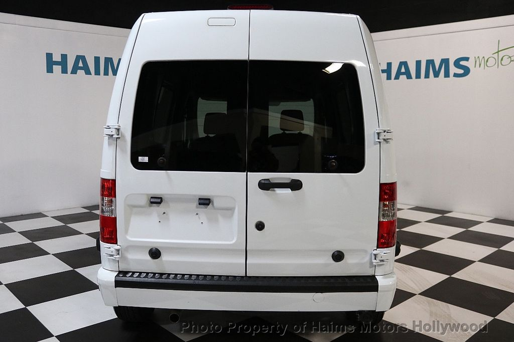 "2013 Ford Transit Connect 114.6"" XLT w/side & rear door privacy glass - 17749127 - 5"