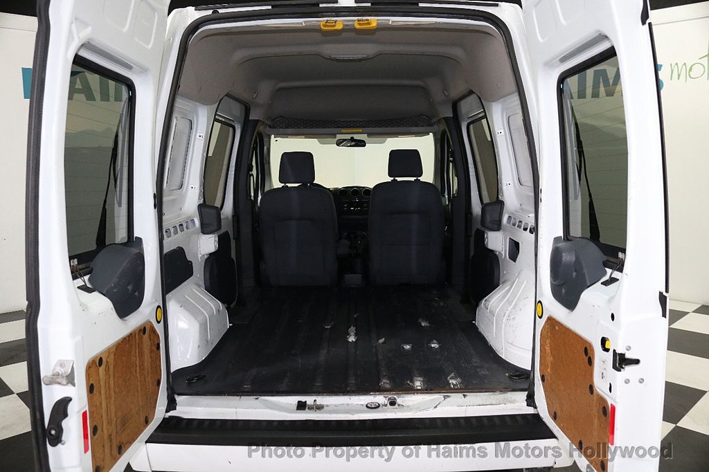 """2013 Ford Transit Connect 114.6"""" XLT w/side & rear door privacy glass - 17802206 - 10"""