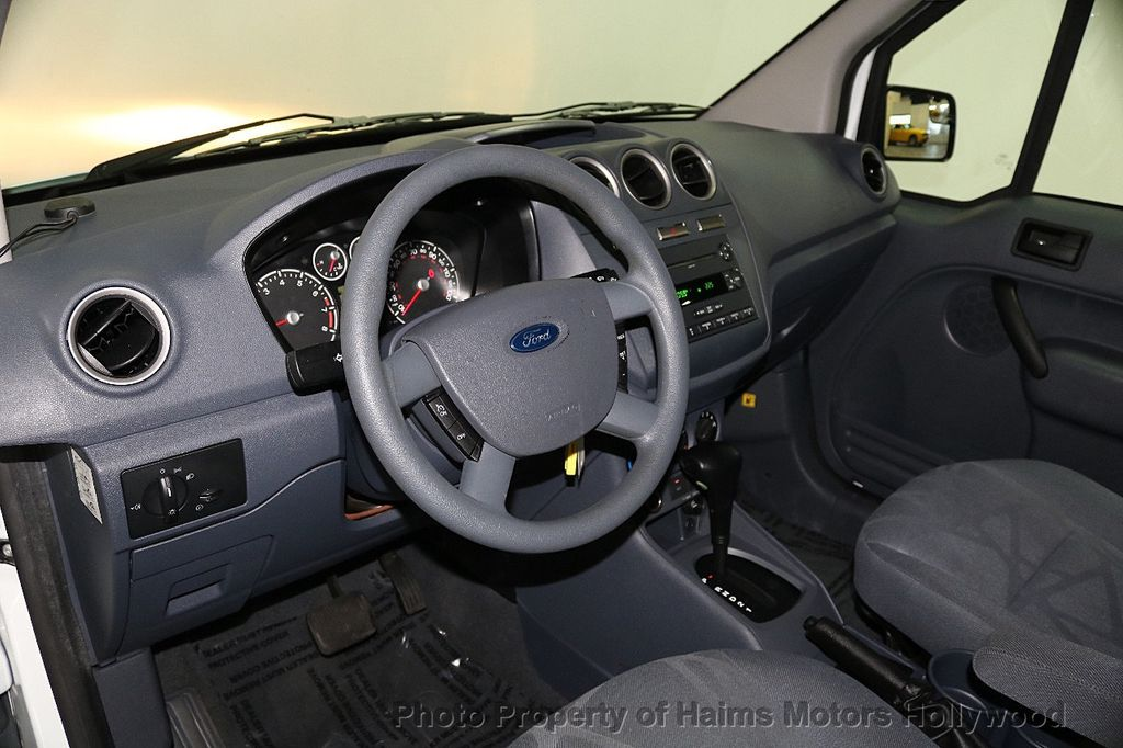 """2013 Ford Transit Connect 114.6"""" XLT w/side & rear door privacy glass - 17802206 - 19"""