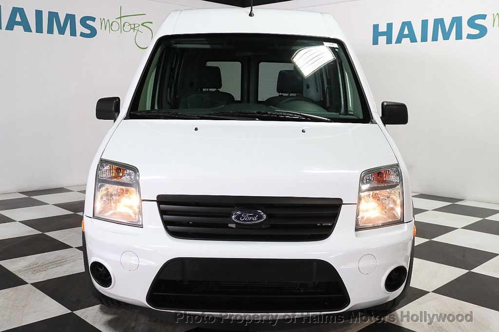 "2013 Ford Transit Connect 114.6"" XLT w/side & rear door privacy glass - 17802206 - 2"