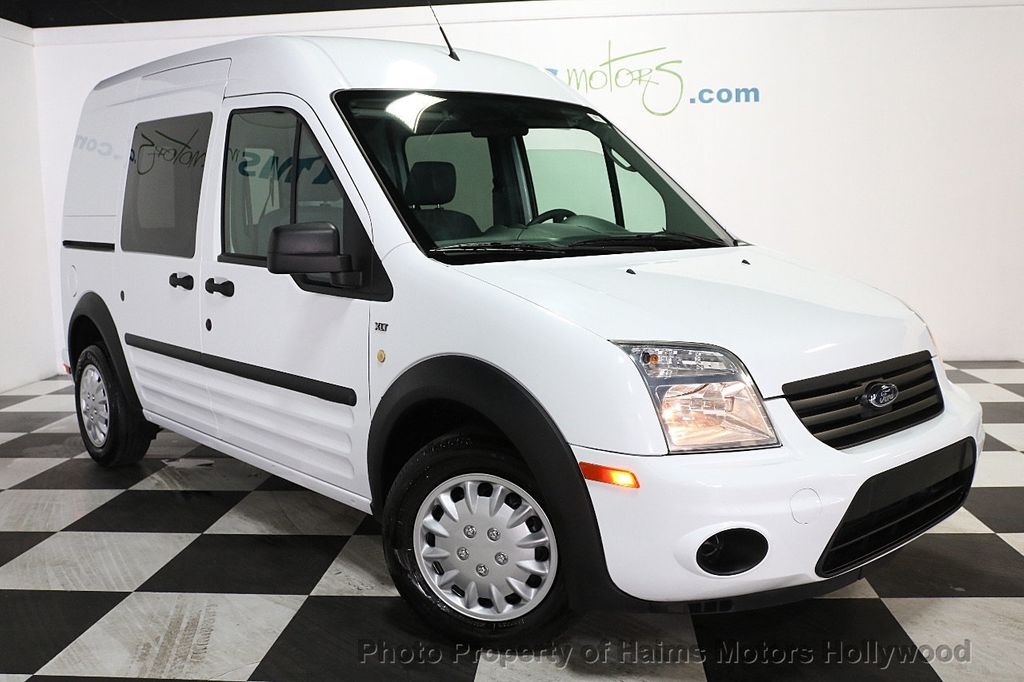 """2013 Ford Transit Connect 114.6"""" XLT w/side & rear door privacy glass - 17802206 - 3"""