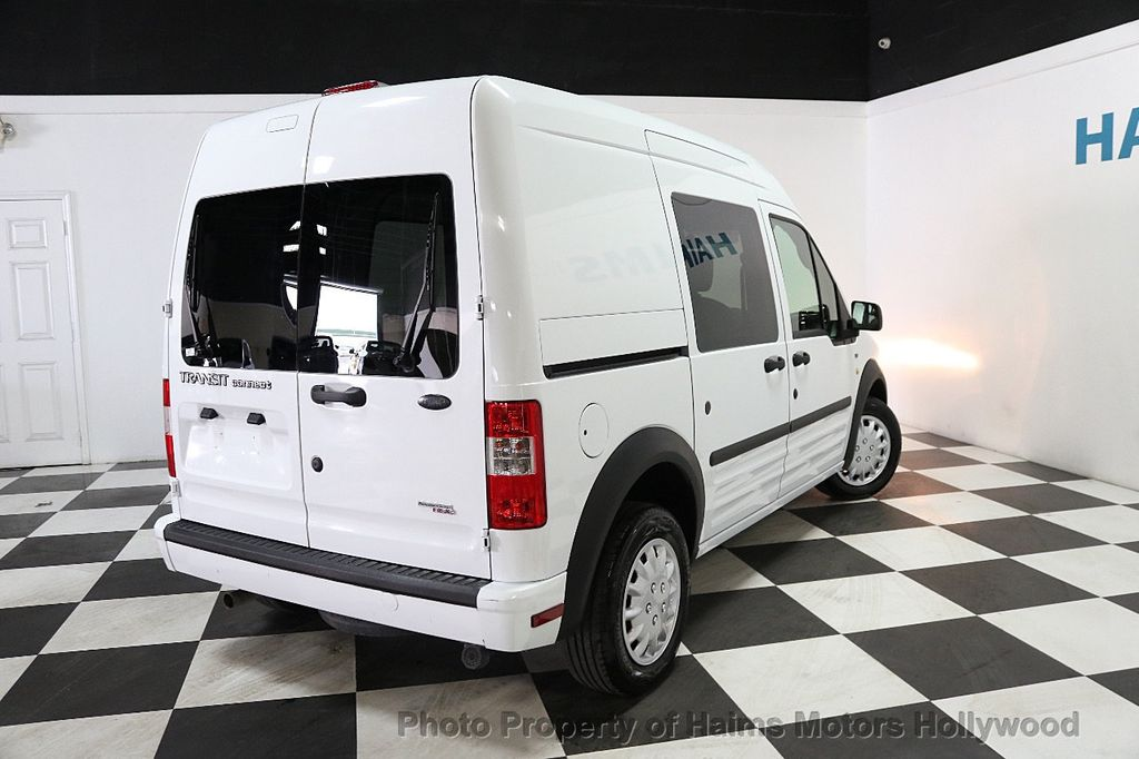 "2013 Ford Transit Connect 114.6"" XLT w/side & rear door privacy glass - 17802206 - 6"