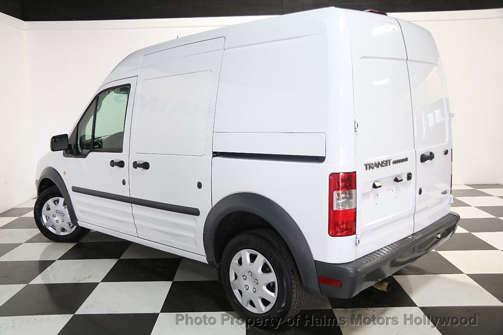 2013 Used Ford Transit Connect 1146 XL Wo Side Or Rear