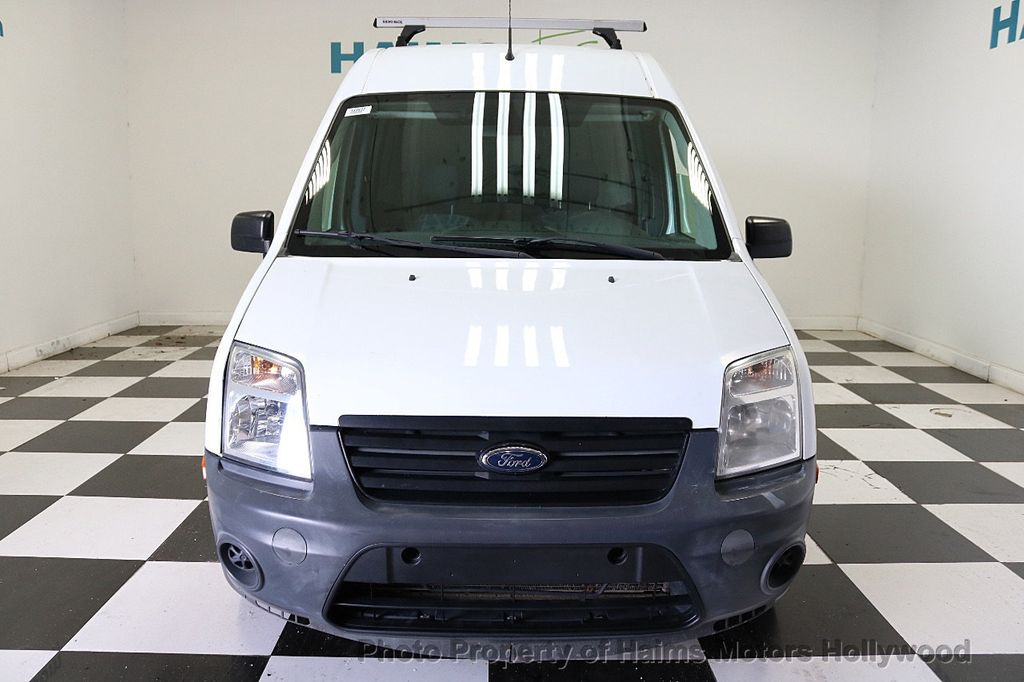 "2013 Ford Transit Connect 114.6"" XL w/o side or rear door glass - 18036548 - 1"